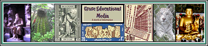 Grose Educational Media Logo